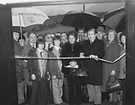 Opening by John O'Leary of the Mid Kerry Water Scheme in 1978.<br /> Picture by Don MacMonagle
