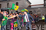 The Home Coming -The Senior and minor Kerry Teams are Welcomed back to Tralee on Monday