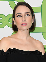 06 January 2019 - Beverly Hills , California - Zoe Lister-Jones. 2019 HBO Golden Globe Awards After Party held at Circa 55 Restaurant in the Beverly Hilton Hotel. <br /> CAP/ADM/BT<br /> ©BT/ADM/Capital Pictures