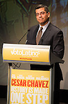Congressman Xavier Becerra attends the Cesar Chavez Premiere at The Newseum on March 18, 2014 in Washington, D.C., hosted by Voto Latino