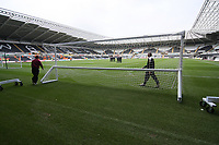 Pictured: A general View of the Liberty Stadium, Home to Swansea City<br /> Re: Coca Cola Championship, Swansea City Football Club v Watford at the Liberty Stadium, Swansea, south Wales 09 November 2008.<br /> Picture by Dimitrios Legakis Photography (Athena Picture Agency), Swansea, 07815441513