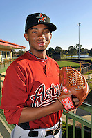 Feb 25, 2010; Kissimmee, FL, USA; The Houston Astros pitcher Wesley Wright (53) during photoday at Osceola County Stadium. Mandatory Credit: Tomasso De Rosa/Four Seam Images