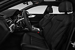 Front seat view of 2018 Audi A5 Sportback Premium Plus  5 Door Hatchback front seat car photos