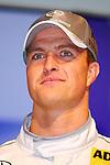 Motorsport: DTM Vorstellung  2008 Duesseldorf<br /> <br /> Ralf Schumacher  bei der Praesentation in Duesseldorf auf  der Pressekonferenz.<br /> <br /> <br /> Foto &copy; nph (nordphoto)