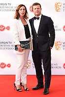 Dermot O'Leary arriving for the BAFTA TV Awards 2018 at the Royal Festival Hall, London, UK. <br /> 13 May  2018<br /> Picture: Steve Vas/Featureflash/SilverHub 0208 004 5359 sales@silverhubmedia.com