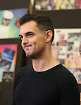 Wesley Taylor during the Rehearsal Press Preview of the New Broadway  Musical on 'SpongeBob SquarePants'  on October 11, 2017 at the Duke 42nd Street Studios in New York City.
