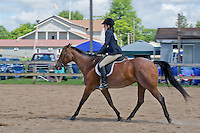 Equitation E and W (13 and Over)