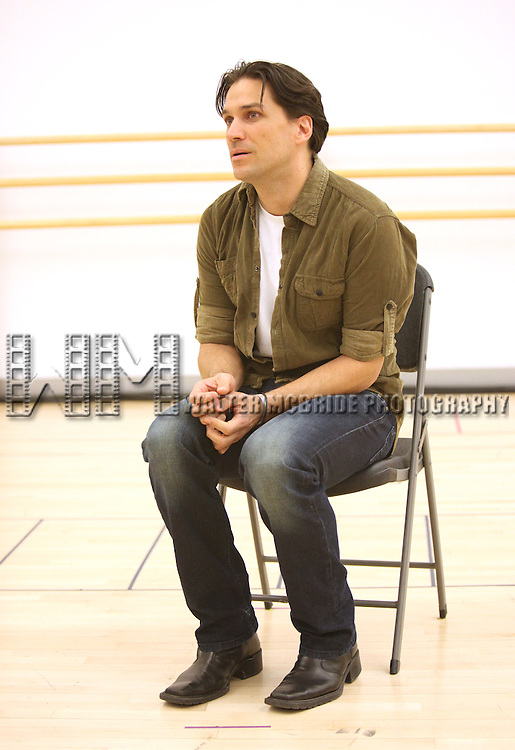 Will Swenson.attend the 'Priscilla Queen Of The Desert' Meet & Greet the Cast & Creative team at the Alvin Ailey American Dance Theatre in New York City.