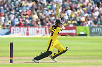 Cameron Bancroft hits out for Gloucestershire during Gloucestershire vs Essex Eagles, NatWest T20 Blast Cricket at The Brightside Ground on 13th August 2017