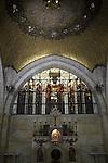Israel, Jerusalem, the Chapel of Flagellation