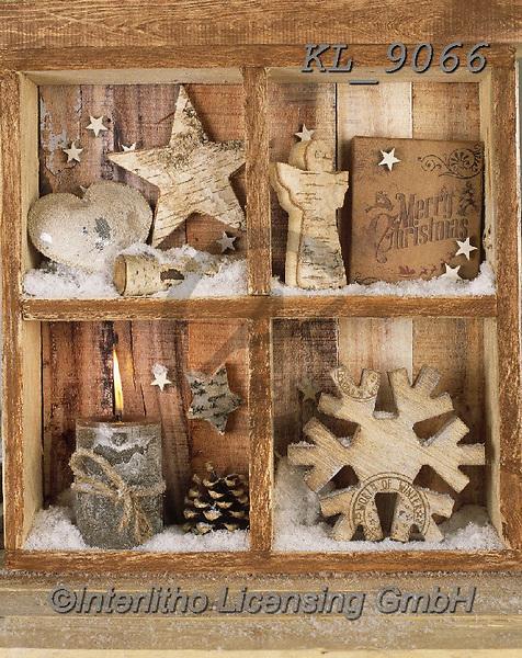 Interlitho-Alberto, CHRISTMAS SYMBOLS, WEIHNACHTEN SYMBOLE, NAVIDAD SÍMBOLOS, photos+++++,set box, decorative,KL9066,#xx#