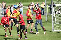 19.08.2014: Eintracht Frankfurt Training
