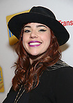 Alysha Umphress attends the Broadway Opening Night Performance of 'In Transit'  at Circle in the Square Theatre on December 11, 2016 in New York City.