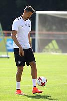 Sandro Wagner (Deutschland Germany) - 14.06.2017: Training der Deutschen Nationalmannschaft zur Vorbereitung auf den Confed Cup, Sportpark Kelsterbach