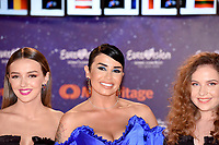 Jonida Maliqi (Albania)<br /> Eurovision Song Contest, Opening Ceremony, Tel Aviv, Israel - 12 May 2019.<br /> **Not for sales in Russia or FSU**<br /> CAP/PER/EN<br /> &copy;EN/PER/CapitalPictures