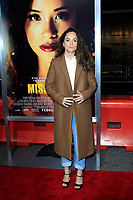 "LOS ANGELES - JAN 30:  Alicia Braga at the ""Miss Bala"" Premiere at the Regal LA Live on January 30, 2019 in Los Angeles, CA"