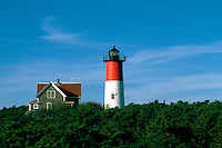 The Nauset Lighthouse. Eastham, Massachusetts.