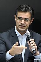 SÃO PAULO, SP, 08.02.2019: POLÍTICA-SP: Rodrigo Garcia, Vice Governador de São Paulo, participa do anúncio de medidas para a área de Segurança Pública, nesta sexta-feira, 8. ( Foto: Charles Sholl/Brazil Photo Press/Folhapress)