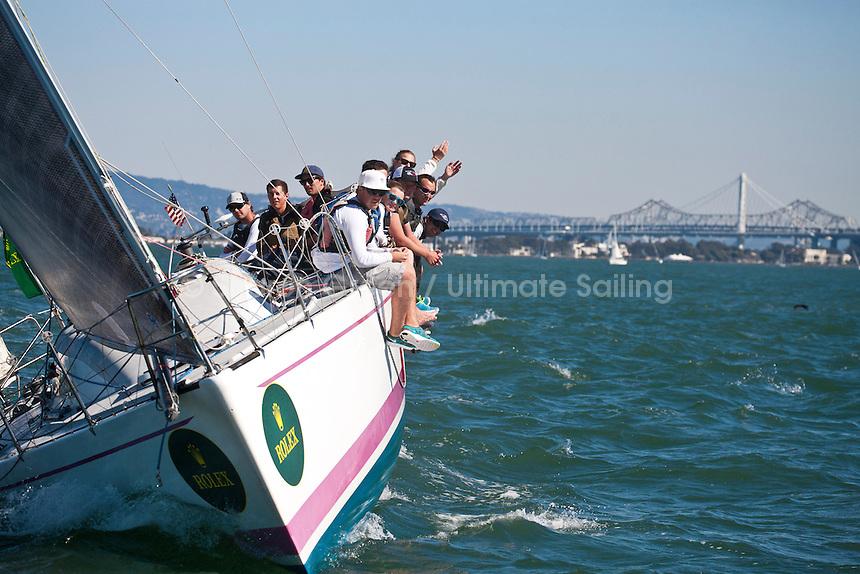 2013 Rolex Big Boat Series 2013 Rolex Big Boat Series, San Francisco CA