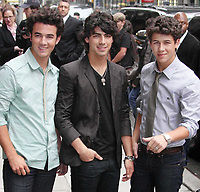 Jonas Brothers (Nick, Kevin, Joe) 2009<br /> Photo By John Barrett/PHOTOlink.net