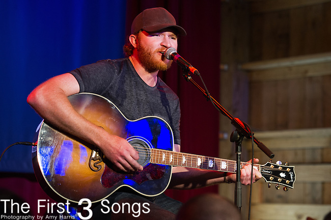 Eric Paslay performs on Day One of the 2014 CMA Music Festival in Nashville, Tennessee.