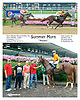 Summer Morn winning at Delaware Park on 8/10/15