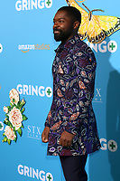 "LOS ANGELES - MAR 6:  David Oyelowo at the ""Gringo"" Premiere at Regal LA Live on March 6, 2018 in Los Angeles, CA"
