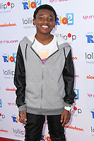 "BURBANK, CA, USA - APRIL 26: Curtis Harris at the Lollipop Theater Network's Night Under The Stars Screening Of Twentieth Century Fox's ""Rio 2"" Hosted by Anne Hathaway held at Nickelodeon Animation Studios on April 26, 2014 in Burbank, California, United States. (Photo by Xavier Collin/Celebrity Monitor)"