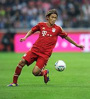 Fussball 1. Bundesliga :  Saison   2011/2012   Liga Total Cup  20.07.2011 FSV Mainz 05 - FC Bayern Muenchen Takashi Usami  (FC Bayern Muenchen)