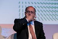 SAO PAULO, 06.06.2017 - CIAB-FEBRABAN - O Governador Geraldo Alckmin durante Ciab Febraban 2017 na manhã desta terça-feira (6) no Expo Transamérica, zona sul de São Paulo. (Foto: Fabricio Bomjardim / Brazil Photo Press)