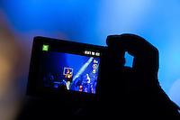 BELO HORIZONTE, MG, 02.02.2014 – SHOW JORGE E MATHEUS  - Dupla Sertaneja Jorge e Matheus durante o apresentação no Chevrolet Hall em Belo Horizonte, na noite deste Domingo (02) (Foto: Marcos Fialho / Brazil Photo Press)