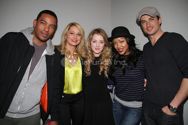 NEW YORK, NY JANUARY 24<br />