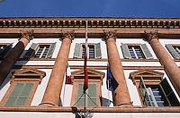 Europe/Italie/Ombrie/Foligno : Palais Trinci (XIV°)