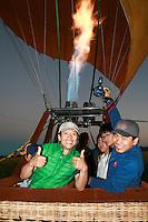 20160605 05 June Hot Air Balloon Cairns