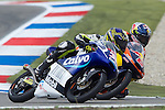 IVECO DAILY TT ASSEN 2014, TT Circuit Assen, Holland.<br /> Moto World Championship<br /> 27/06/2014<br /> Free Practices<br /> isaac viñales<br /> jack miller<br /> RME/PHOTOCALL3000