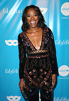 LOS ANGELES, CA - OCTOBER 27:  Yvonne Orji, at UNICEF Next Generation Masquerade Ball Los Angeles 2017 At Clifton's Republic in Los Angeles, California on October 27, 2017. Credit: Faye Sadou/MediaPunch /NortePhoto.com