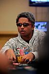 Vivek Rajkumar is the chip leaderin level 11.