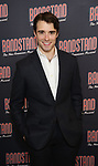 Corey Cott attends the 'Bandstand' Broadway cast photo call at the Rainbow Room on March 7, 2017 in New York City.