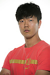 Kim Young-gwon of Guangzhou Evergrande poses for the official photo prior to the Guangzhou Evergrande vs Gamba Osaka match as part the AFC Champions League 2015 Semi Final 1st Leg match on September 29, 2015 at  Tianhe Sport Center in Guangzhou, China. Photo by Aitor Alcalde / Power Sport Images