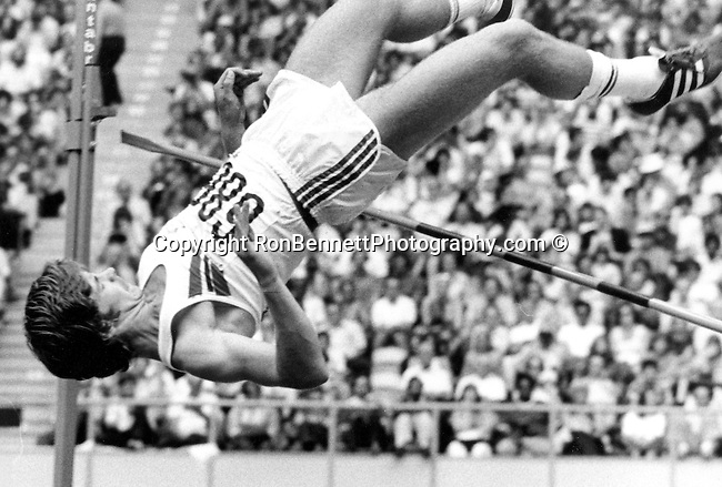 Olympic high jump The 1976 Summer Olympics Games of the XXI Olympiad international multi-sport event celebrated in Montreal Quebec Canada the event was opened by Queen Elizabeth II as head of state of Canada and several members of the Royal Family,