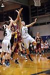 2013 ICCP Girls Basketball vs Westmont
