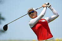SINGAPORE - MARCH 03: Minjee Lee of Australia on the 6th tee during the final round of the HSBC Women's World Championship 2019 at Sentosa Golf Club - Tanjong Course, Singapore on March 03, 2019.<br /> .<br /> .<br /> .<br /> (Photo by: Naratip Golf Srisupab/SEALs Sports Images)<br /> .<br /> Any image use must include a mandatory credit line adjacent to the content which should read: Naratip Golf Srisupab/SEALs Sports Images