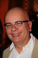 SAO PAULO, SP, 09 DE MARCO 2012. ANIVERSARIO MARIANA WEICKERT. O apresentador Marcelo Tas, em noite de comemoracao ao aniversario de Mariana Weickert, na CASA PANAMERICANA, no bairro de Pinheiros, regiao oeste de SP, na noite desta sexta-feira, 09. (FOTO: MILENE CARDOSO - BRAZIL PHOTO PRESS