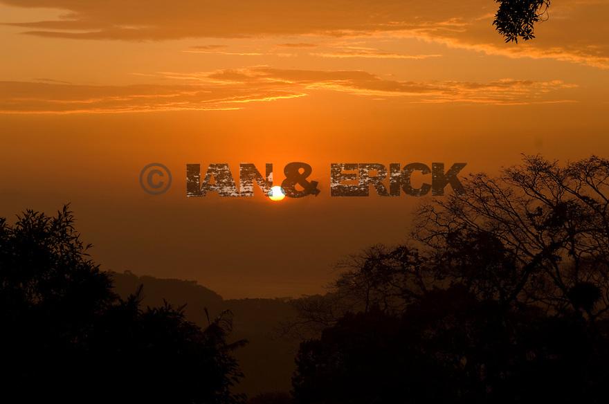 Sunrise in Soa Pedro