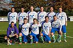 2015-11-01 / Voetbal / seizoen 2015-2016 / Zwijndrecht - 's Gravenwezel-Schilde / svbo / Ploegfoto Verbroedering Zwijndrecht<br /><br />Foto: Mpics.be