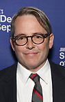 Matthew Broderick attends the Opening Night Performance of 'Six Degrees Of Separation' at the Barrymore Theatre on April 25, 2017 in New York City.