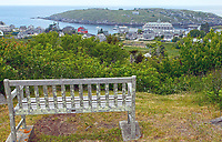Monhegan Bench