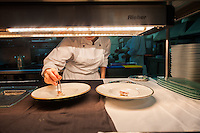 Behind the scenes in the kitchen at Four Seasons Hotel Ritz Lisbon