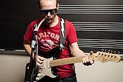 Ken Stewart, Duke New Music Esemble, Durham, North Carolina, Monday, Nov. 5, 2012. .