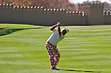 John Daly (USA) in action during the Pro-Am of the 39th Trophee Hassan II played at the Golf du Palais Royal d'Agadir, Agadir, Morocco 22 - 25 March 2012. (Picture Credit / Phil Inglis)